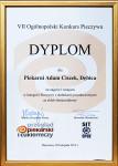 VII Ogólnopolski Konkurs Pieczywa-dyplom